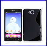 S Line TPU Gel Case for LG L9 II