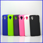 LG Google Nexus 5 Rubber Hybrid Hard Case
