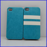 iPhone 4 4S TPU+Leatrher Case