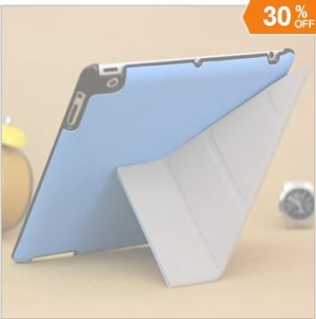 ipad 3/4/2 Smart Cover with Stand Magnetic slim