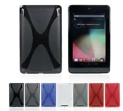 Nexus 7II 2 Generation X Design TPU Case