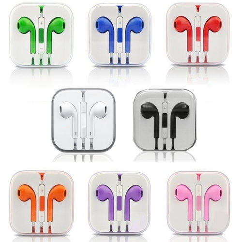 3.5MM Earpods Headphone For iPhone 5