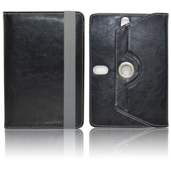 7  inch Universal Tablet Case,360 Rotating Leather Stand Universal Tablet cover
