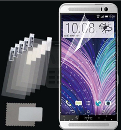 HTC One 2 M8 Clear Screen Protector