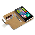 Nokia Lumia 630 635 Wallet Leather Case