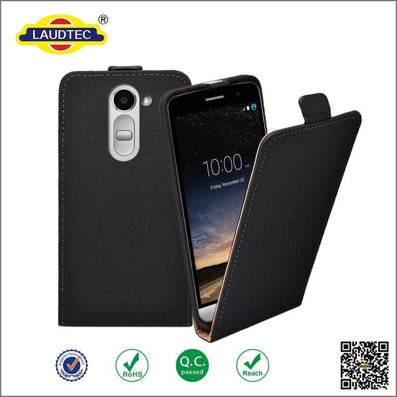 PU slim leather case for LG RAY