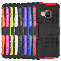 HTC M9 shockproof case cover