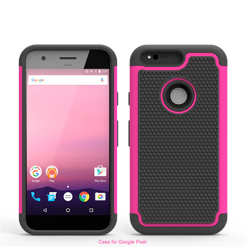 HTC Marlin Google Pixel XL shockproof armor cases