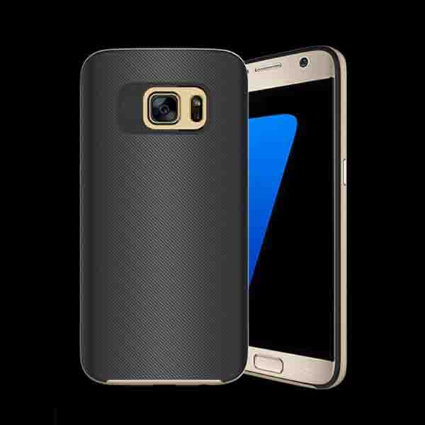 Samsung Galaxy S7 Edge carbon fiber back case