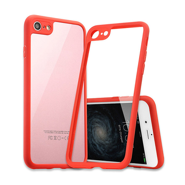 Flexible IPhone 7 TPU PC cases