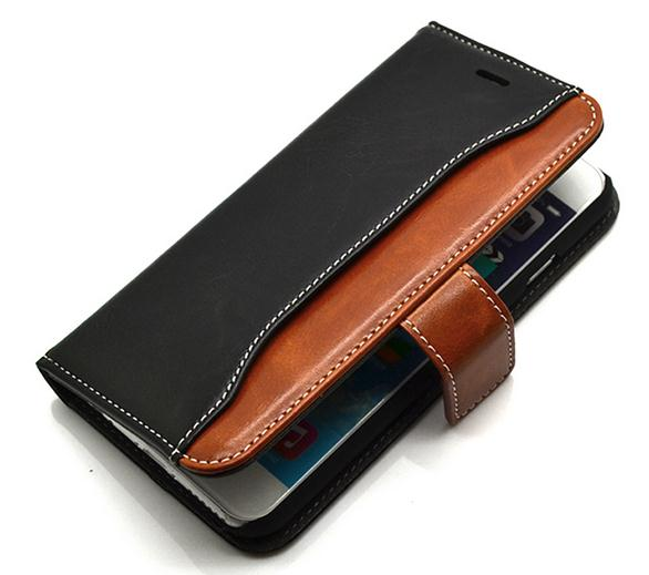 Genuine leather case for iphone 6S