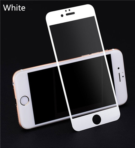 3D Tempered glass screen protector for iPhone 7