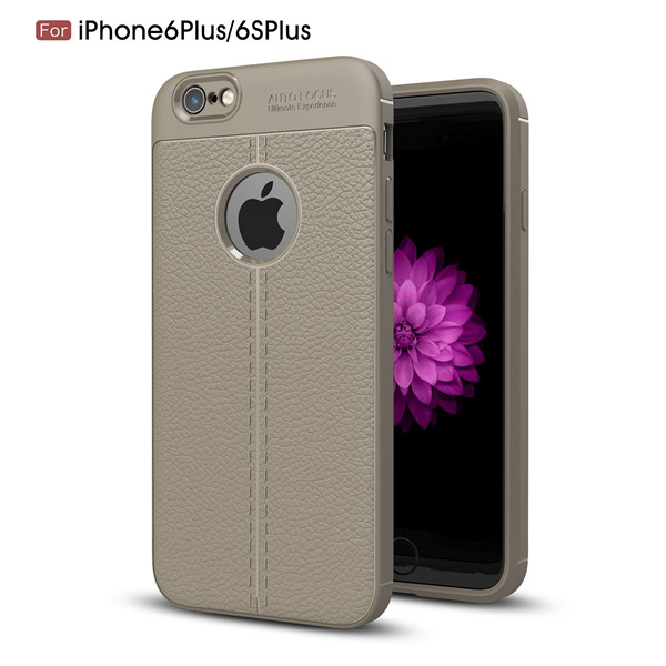 Slim Shockproof Protective Case Cover Skin for iPhone 6 Plus