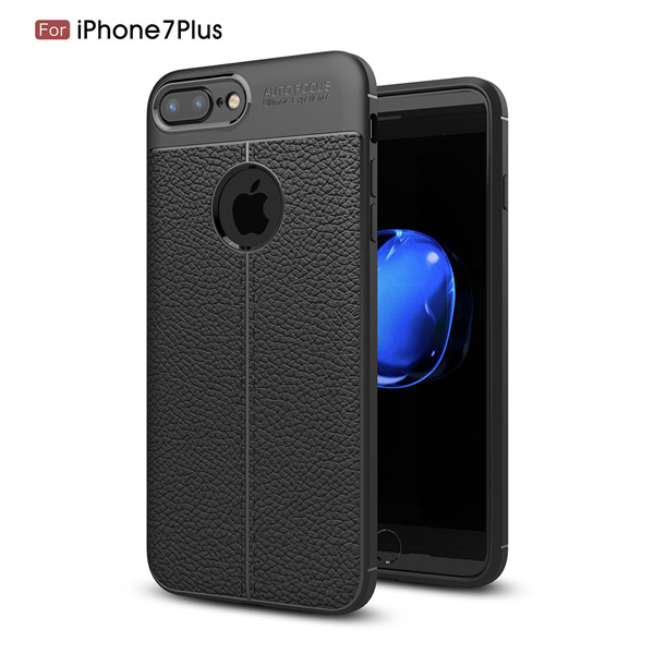 Good Quality Extra Grip Case For iPhone 7 plus Snap On Cover