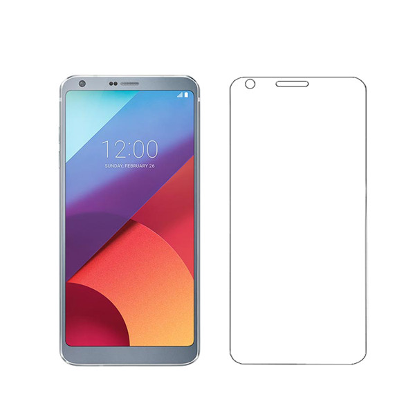 2.5D screen guard for LG G6 9H tempered glass