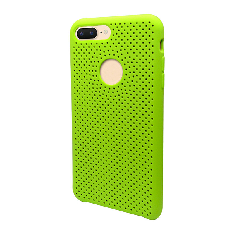 liquid silicone rubber soft case for iphone 7 plus
