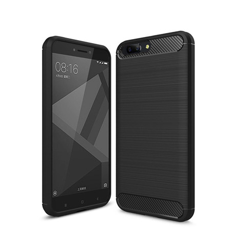 Brushed silicone case for oneplus 5