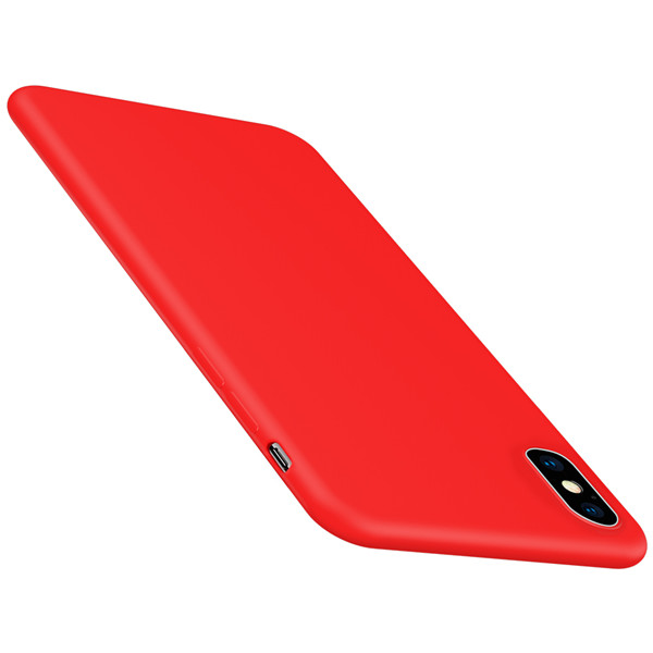 Factory Price Liquid Silicone Case for iPhone xs max