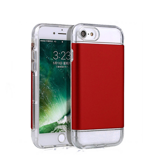 For iPhone7 8 Phone Case With Card Slot​