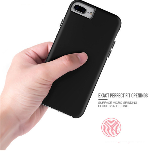 Laudtec-Crystal shield TPU+PC case for iphone7/7 Plus​