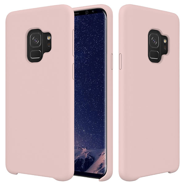 Liquid Silicone Case For Samsung Galaxy S9/S9 Plus
