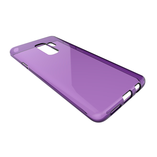 Transparent TPU  Case Smartphone Cover For Samsung S9 Plus