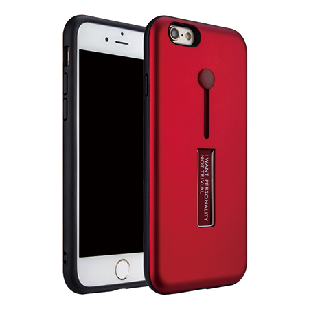TPU+PC Hybrid Dual Layer  Protective Back Case for iphone6