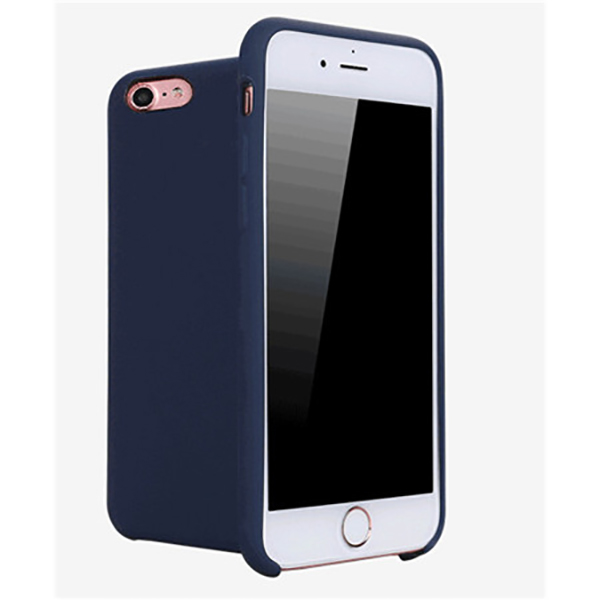 Mobile Phone Soft liquid silicone case for Iphone 7