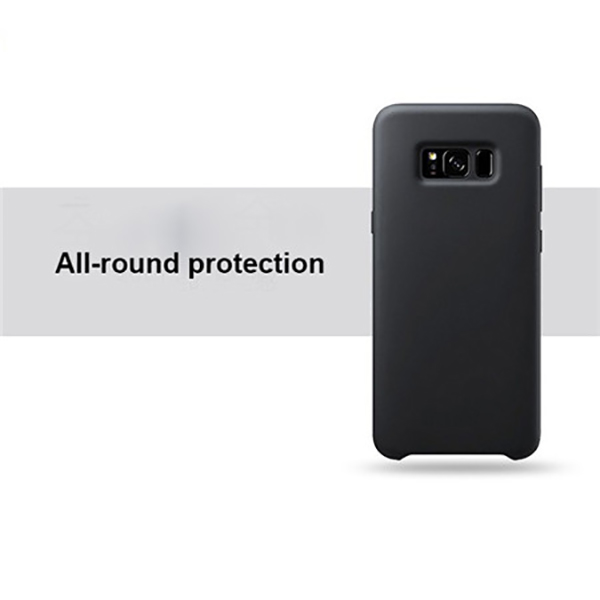 2018 Liquid Silicone Case For Samsung Galaxy S8