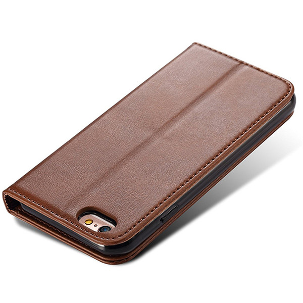 Flip Wallet Cover Leather Case For Iphone 8