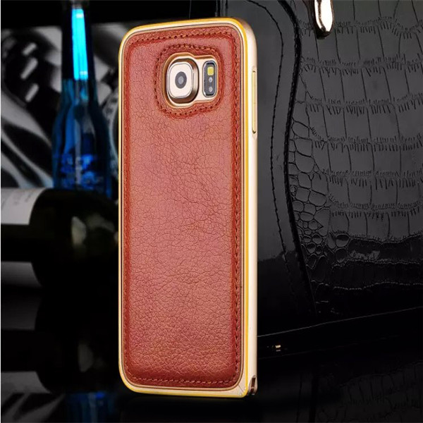 ​Luxury Genuine Leather Back Cover for Samsung Galaxy A5 2016