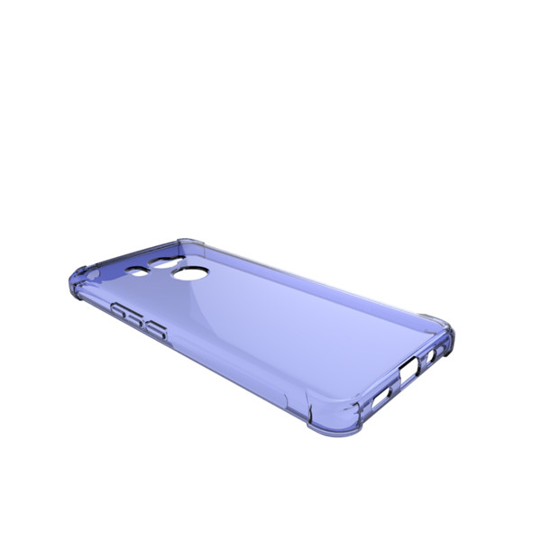 Transparent TPU with Shockproof Corner Phone Case Back Cover for HTC U11 Eyes
