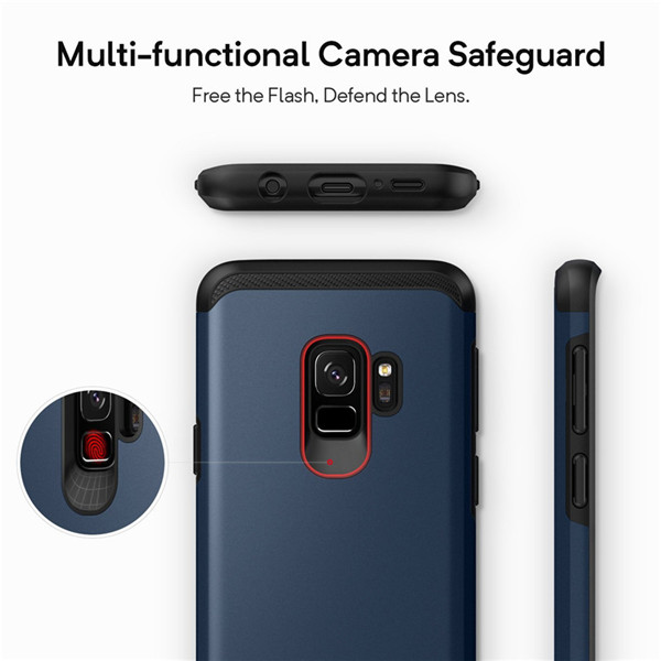 Dual Protection for Samsung Galaxy S9