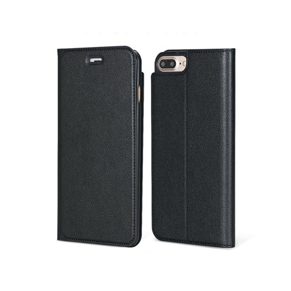Factory Supreme PU Leather Wallet Case For iPhone 8