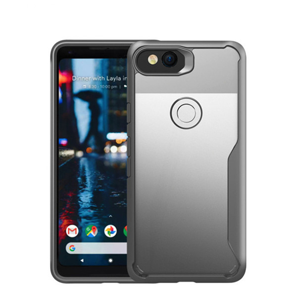 Shockproof Armor TPU+ PC Case For Google Pixel XL