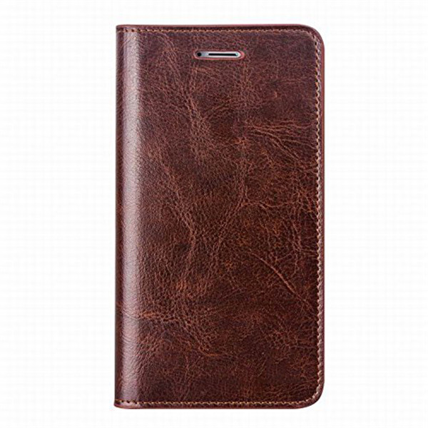 Second Layer  Leather Back Case for Iphone 6 Plus