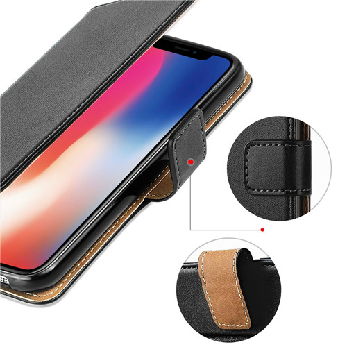 The Latest modle of Leather Wallet Case for iPhone SE 2