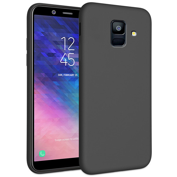 Samsung A6 Ultra Thin Liquid Silicone Case