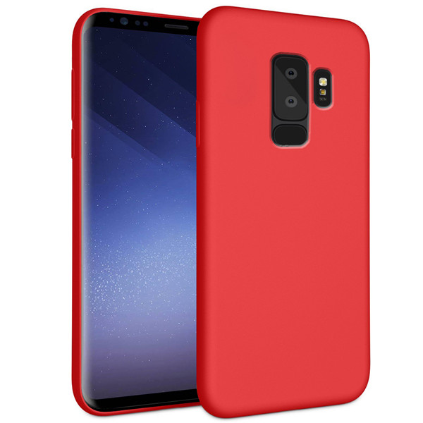 Samsung S9 Plus Ultra Thin Liquid Silicone Case