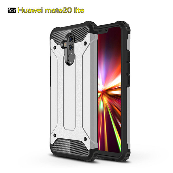 2019 Heavy rugged armor phone case for Huawei mate20 lite