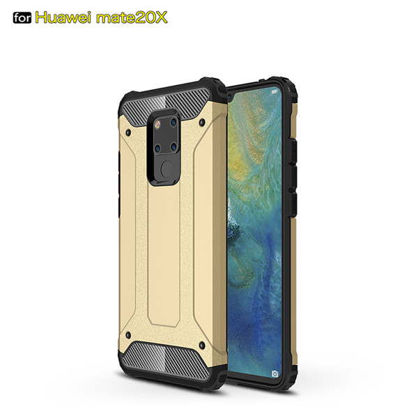 Laudtec shockproof soft TPU case for Huawei mate20X