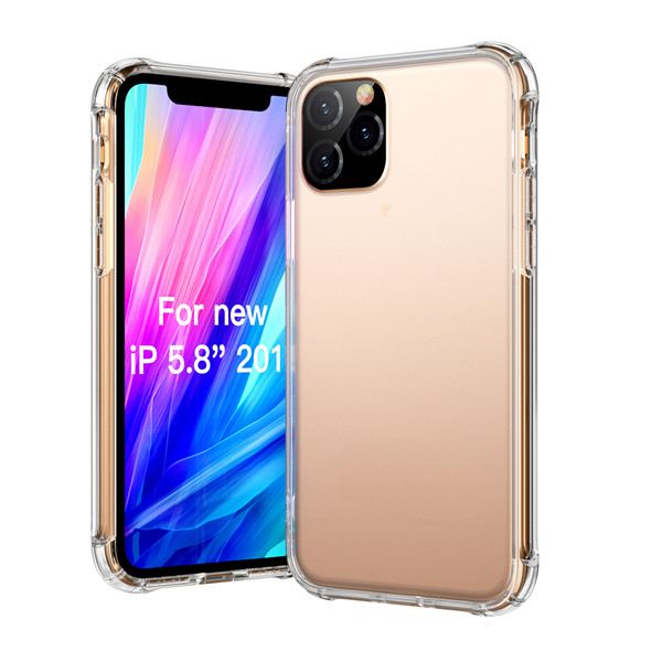 Laudtec flexible move cell case for new iphone 5.8 2019