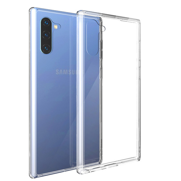 Laudtec Tempered Glass Back Cover for Samsung Galaxy Note10