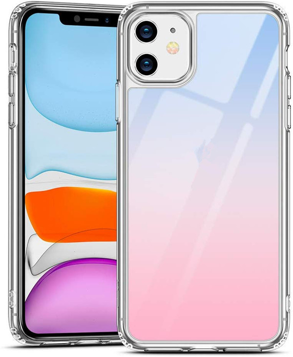 Laudtec tpu pc durable material case for iphone11