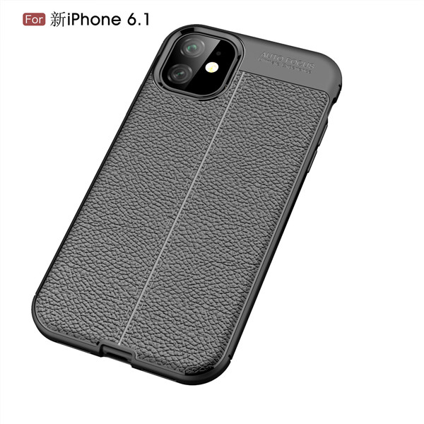 2019 Stylish litchi leather material cell bag for New iPhone 6.1