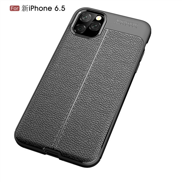 Hot selling scratch resistance litchi leather accessories for New iPhone 6.5