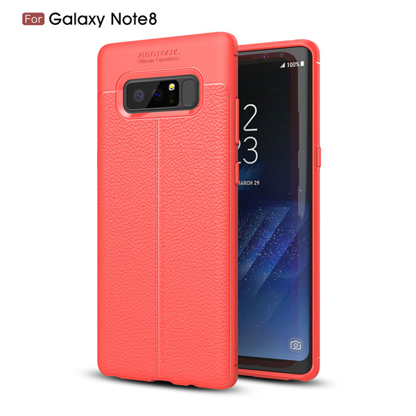 Laudtec Resilient TPU bumper cell case for Samsung Galaxy Note8