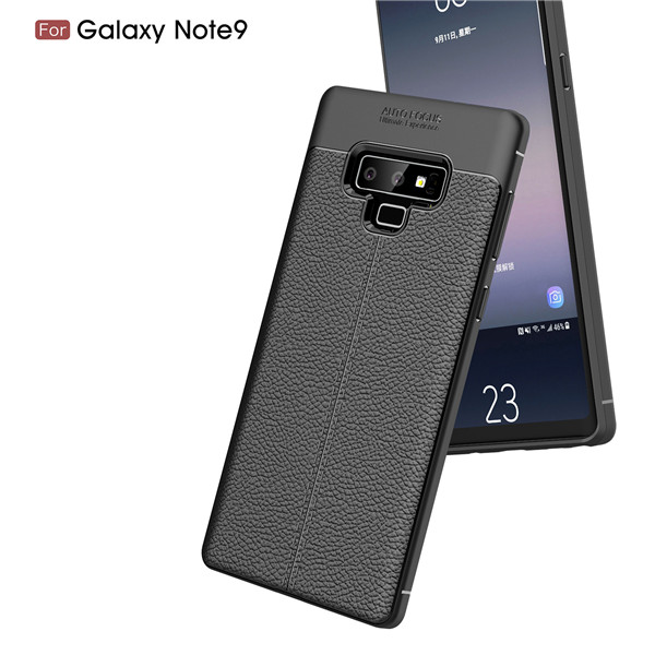 Best selling anti-fingerprint tpu mobile case for Samsung Galaxy Note9