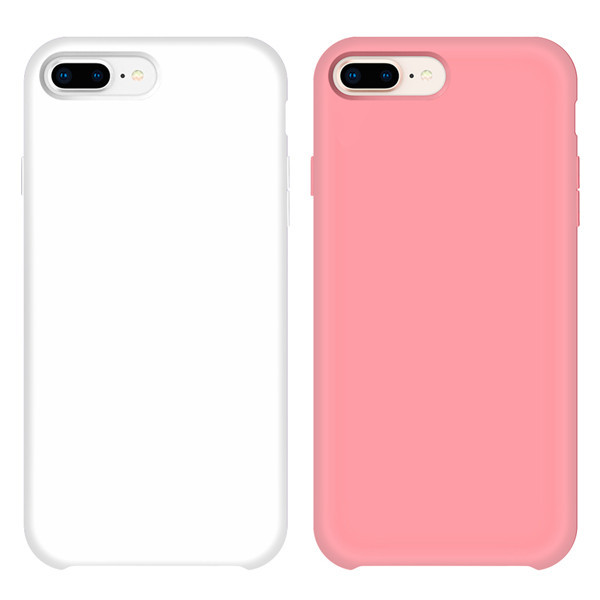 hot selling Slim Fit Microfiber Lining Case for iPhone 8 plus