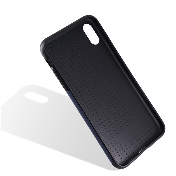Soft touch case use for iphone xs max